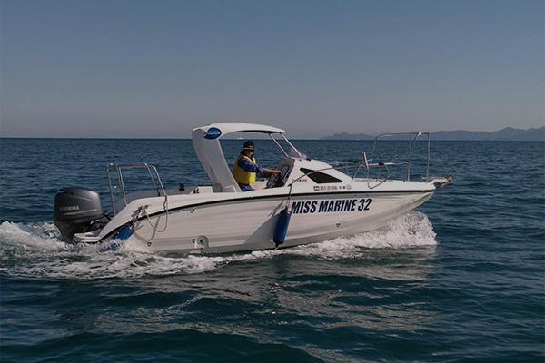 レンタルボートイメージ